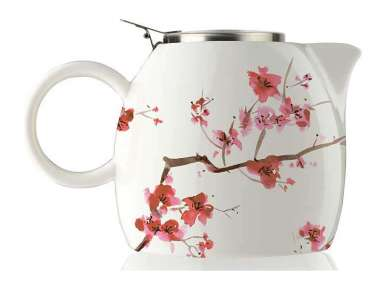 tasse th avec infuseur kati tree top teaforte. Black Bedroom Furniture Sets. Home Design Ideas