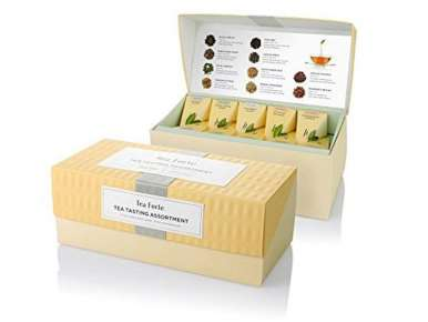 Coffret thé Assortiment TeaForte 20 pyramides