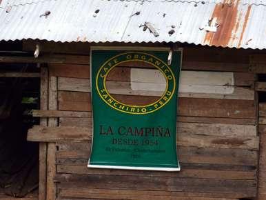 Café Pérou Bio La Campina Estate