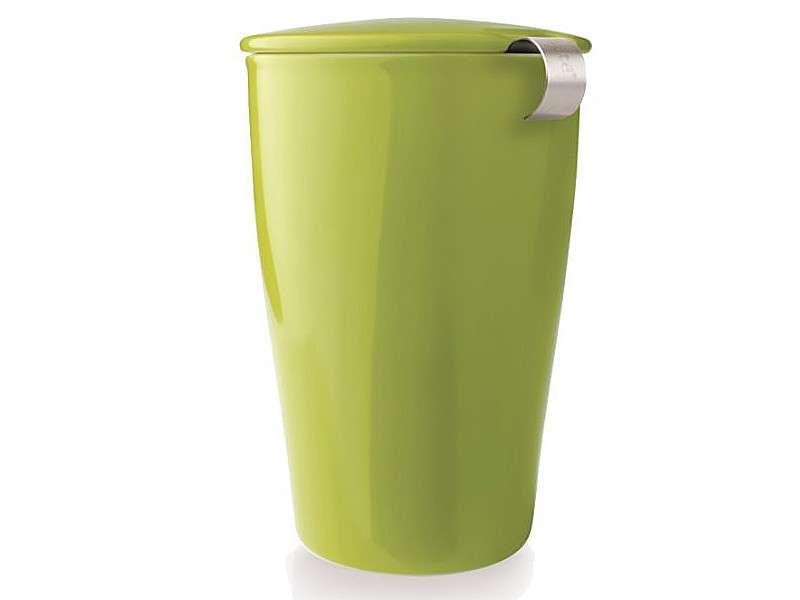 mug th tea fort kati pistachio green avec infuseur. Black Bedroom Furniture Sets. Home Design Ideas