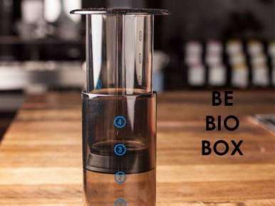 Box café prêt à offrir BE BIO