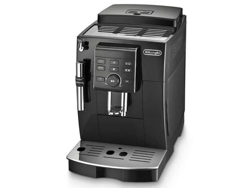 machine espresso automatique delonghi 23140 b couleur noire. Black Bedroom Furniture Sets. Home Design Ideas