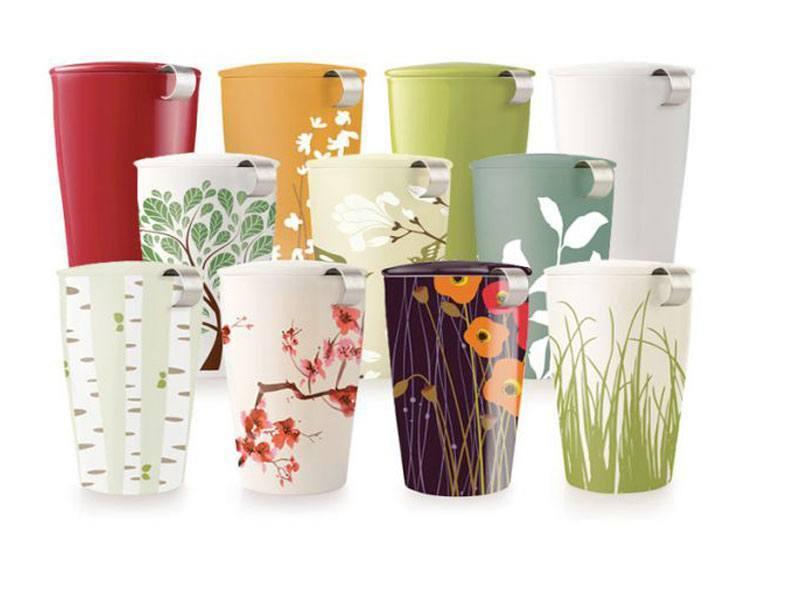 mug infuseur teafort kati cranberry red. Black Bedroom Furniture Sets. Home Design Ideas