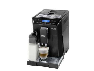 DeLonghi ELETTA Cappuccino ECAM 44.660.B Noir