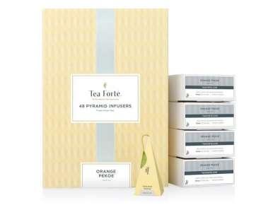 Teaforte tea event box Orange Pekoe 48 pyramids