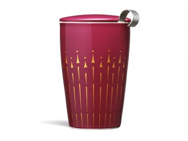 Tea Forté Kati Mug Warming Joy - Tasse céramique et infuseur amovible