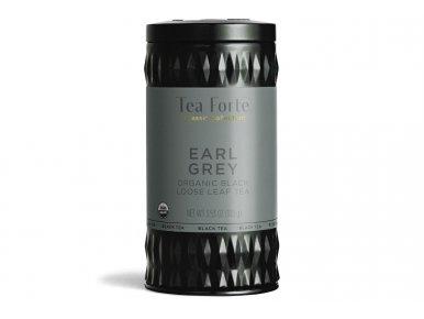 Tea Forté - Earl Grey - Infusion en vrac de feuilles entières - 100 g