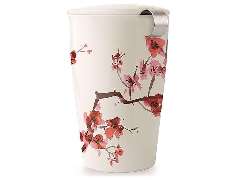 Tasse thé Kati Cherry Blossoms