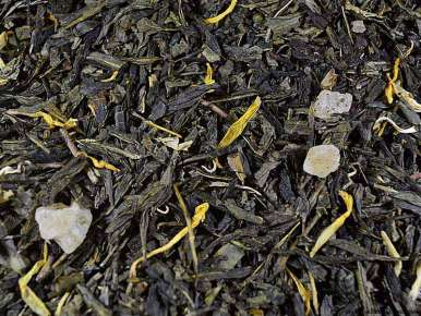 Flavored Green Tea Caribbean Blend Pineapple