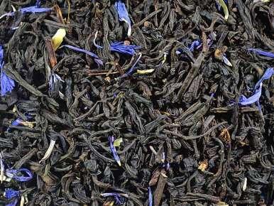 Flavored Black Tea Earl Grey (Bergamot, Blue Flowers)