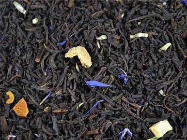 Flavored Black Tea A Winter in Saint Petersburg (Earl Grey, Citrus Fruits, Grapefruit)