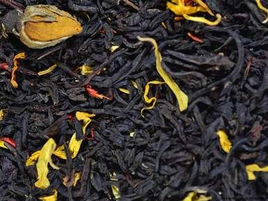 Thé noir aromatisé Belle Mirabelle