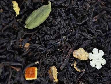 Thé noir aromatisé Bonne Année