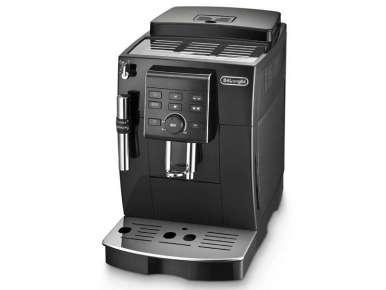 Machine expresso automatique Delonghi 23140B métal couleur noire