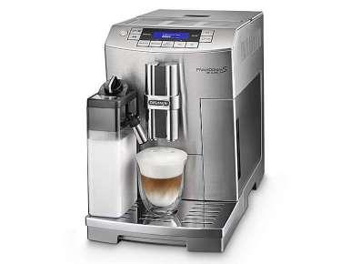 Machine expresso automatique Delonghi Primadonna S ECAM 28.465.MB couleur