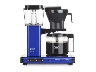 Cafetière filtre automatique Moccamaster KBG741 couleur Bleu