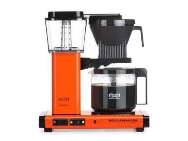 Cafetiere filtre Moccamaster KBG741 Orange