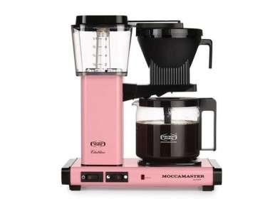 Cafetière filtre automatique Moccamaster KBG741 couleur Rose