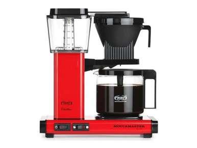 Cafetière filtre automatique Moccamaster KBG741 couleur Rouge