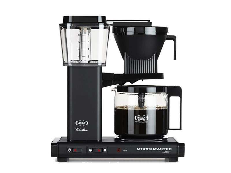 Cafetière filtre automatique Moccamaster KBG741 couleur Anthracite