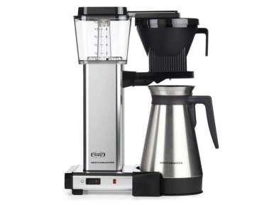 Cafetière filtre automatique Moccamaster KBGT couleur Alu Poli
