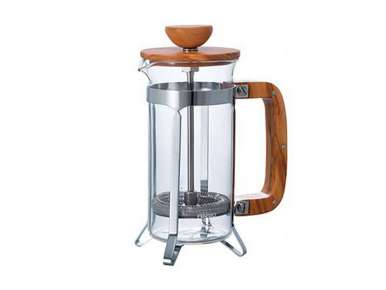 Hario French Press Bois d'Olivier 300ml